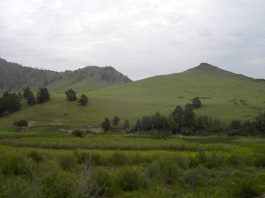 Mongolië!