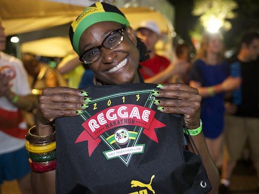 Reggae Marathon 2013