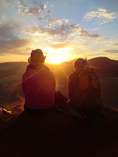 zonsopkomst-namibie