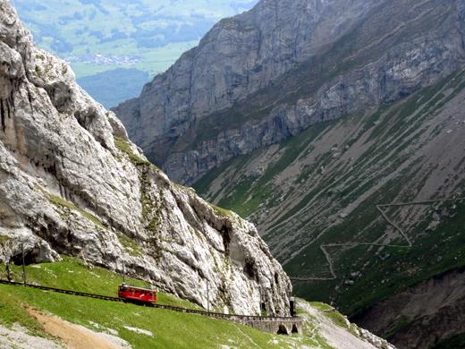 tandradbaan-pilatus-zwitserland