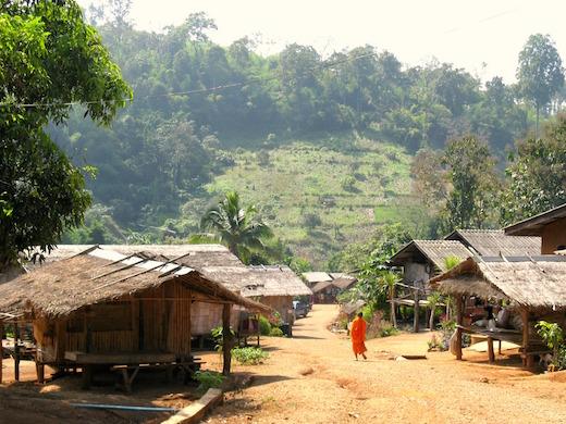thailand-reis-trekking-noorden
