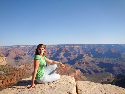 grand canyon amerika uitzicht