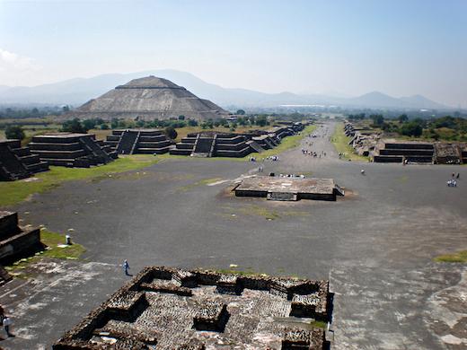 Werelderfgoed Teotihuacán.