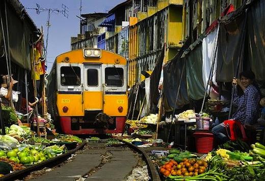 treinmarkt thailand