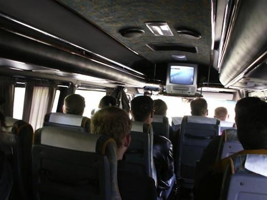 Vanuit Kiev worden er georganiseerde dagexcursies naar Tsjernobyl aangeboden.