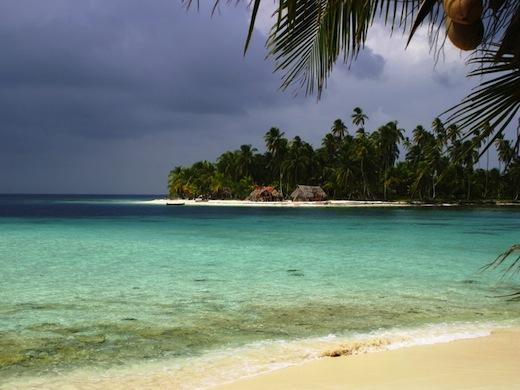 De San Blas archipel (Foto: Johnny Templing)