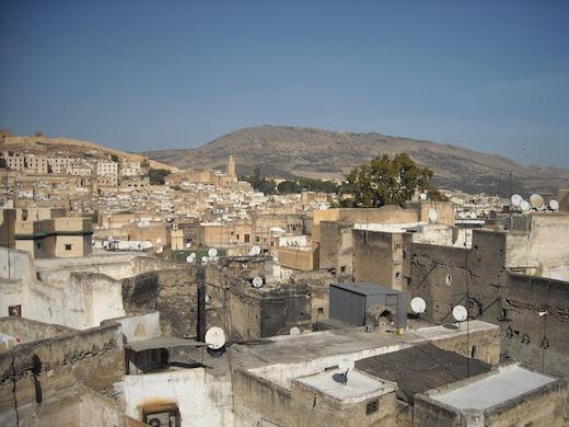 overzicht-medina-fez-marokko