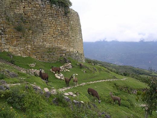Fort Kuelap (foto: pmoroni