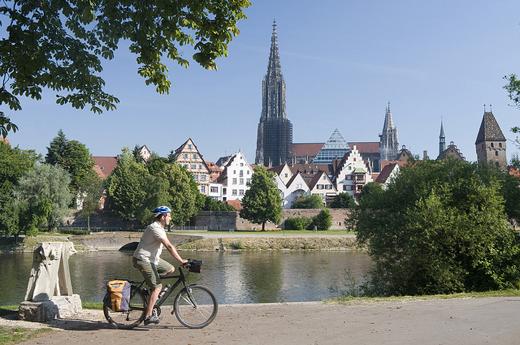 Ulm in Duitsland